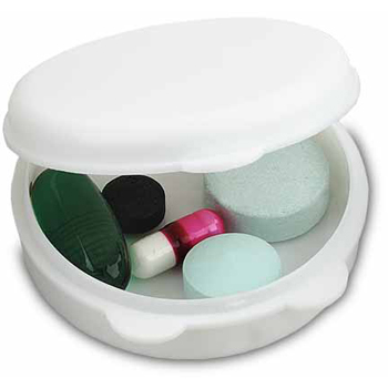Round-The-Clock Pill Box